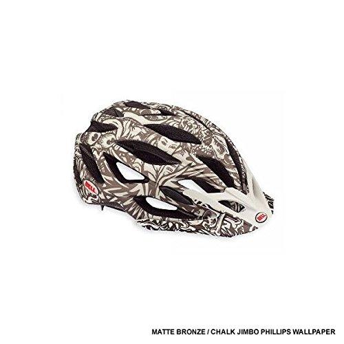 BELL Sequence Jimbo Phillips mountain bike adulti casco 59-63cm bronzo/gesso £50risparmio