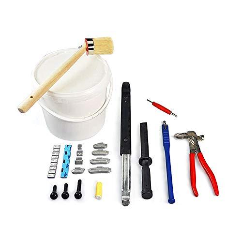 RP-TOOLS Reifen-Montage-Set Rad - Montage Werkzeug Satz 1209-tlg. (Reifen-montage-tools)
