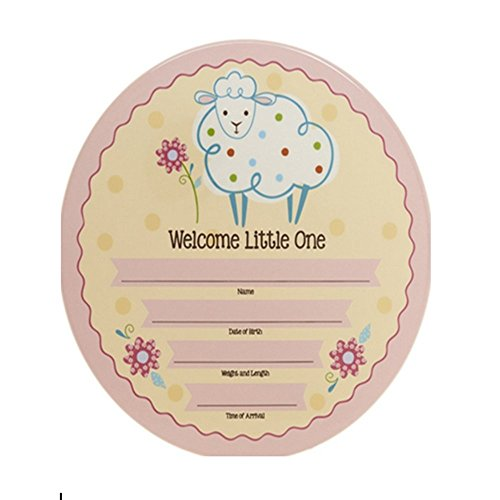 pink-sheep-ceramic-birth-plate-offers-a-charming-sheep-graphic-and-a-sweet-welcome-little-one-