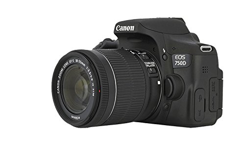Canon EOS 750D + 18-55mm IS STM + JOBY STRAP, 0592C035 - 3