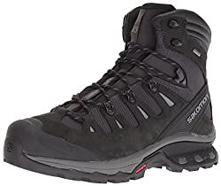 Salomon Men's Quest 4d 3 Gtx High Rise Hiking Boots, Grey (Phantomblackquiet Shade 000), 10 Uk