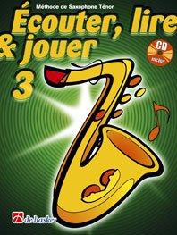 Couter Lire Jouer 3 Saxophone Tnor par Jean Castelain