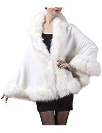 nuovo concetto shopping negozio del Regno Unito Amazon.it: Pelliccia Sposa Abbigliamento: Abbigliamento