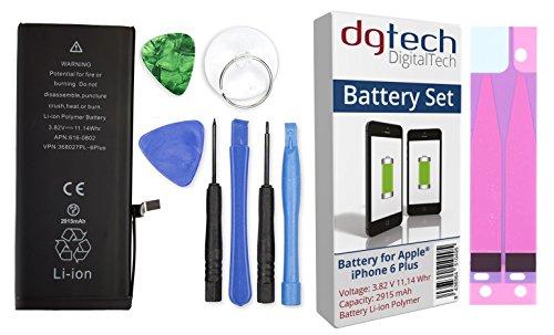 DigitalTech® - Batería Compatible iPhone 6 Plus