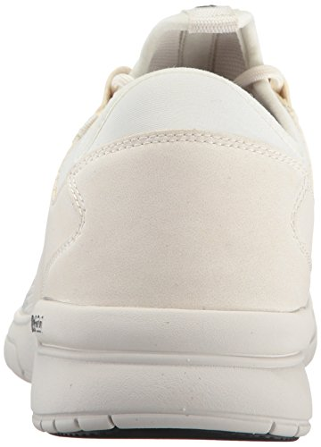 Supra Flow Run, Baskets Homme, White Blanc