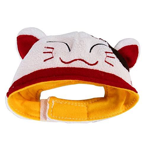 Süßes Teddybär Kostüm - DAYOLY Hut für Katzen und Hunde,