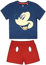 Cerdá Pijama Corto Algodón Mickey Conjuntos Niños