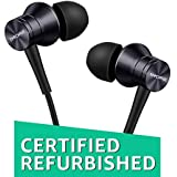 (Renewed) 1MORE Piston Fit Earphone with Mic - Space Gray