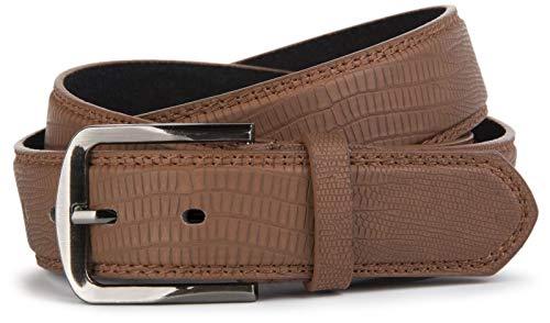 styleBREAKER - Cinturón - para mujer marrón 34 W/30 L