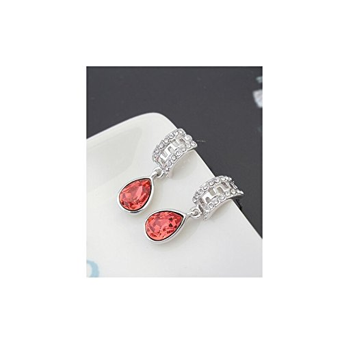 MT, Borsa a spalla donna rosso rubino rosso rubino