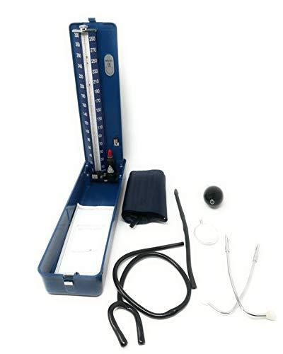 tempo di saldi Misuratore Di Pressione A Pompa Professionale Con Sfigmomanometro A Mercurio