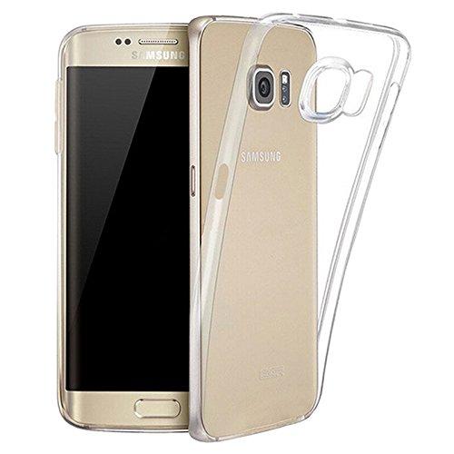 Eximmobile Silikonhülle für Samsung Galaxy Grand 2 | Handyhülle für hinten | Schutzhülle aus hochwertigem TPU | Handytasche mit gutem Schutz Cover Case in transparent Handy Tasche Silikoncase Etui