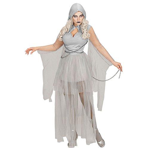 senen Kostüm Geist in Ketten, M (Gruselige Kostüme Für Verkauf)
