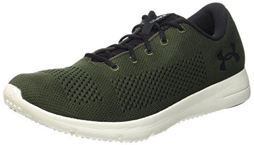 Under Armour Herren Ua Rapid Laufschuhe, Grün (Rifle Green), 44.5 EU (Grün Armour Under Laufschuhe)