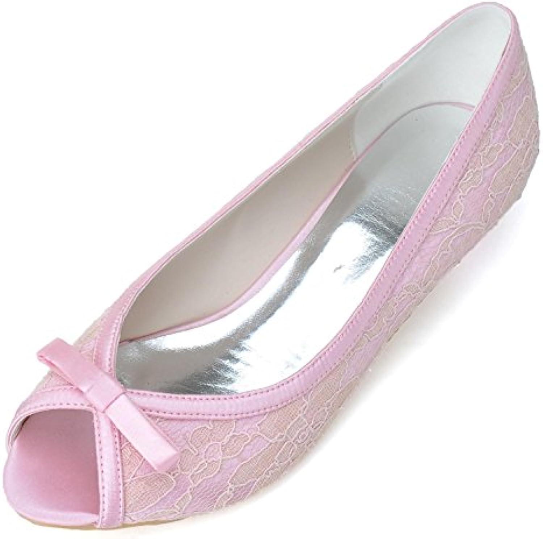 Elobaby Boda Para Dama de Honor BT0700-08 Bridesmaid Bridesmaid Bombas Zapatos