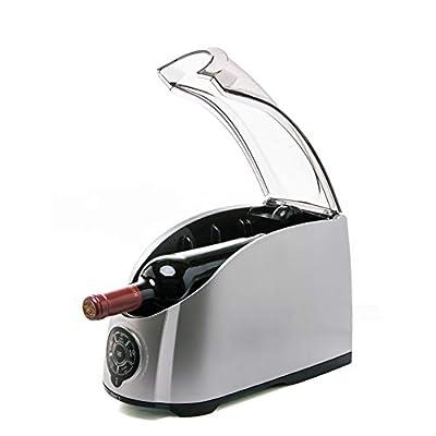 JINRU Rapid Beverage Chiller/Car or Home Cooler Freezer Beverage/Beer/Wine Cooler