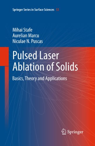Pulsed Laser Ablation of Solids: Basics, Theory and Applications (Springer Series in Surface Sciences Book 53) (English Edition)