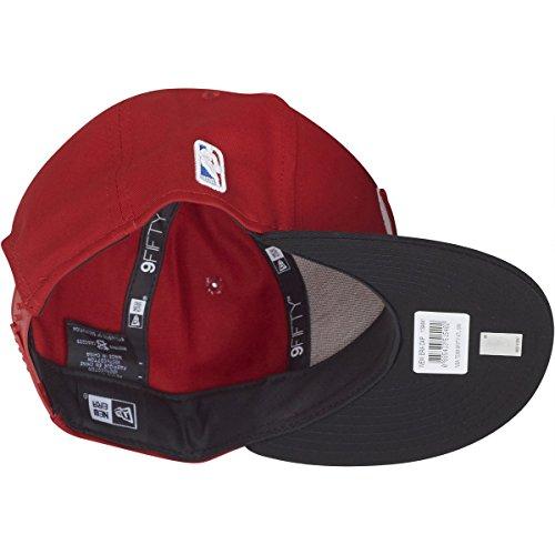 New Era Herren Baseball Cap Red