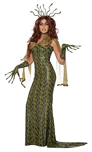 Forum Novelties 78974Deluxe Medusa Kostüm, UK Größe (Cleopatra Dress Queen Fancy Kostüm)