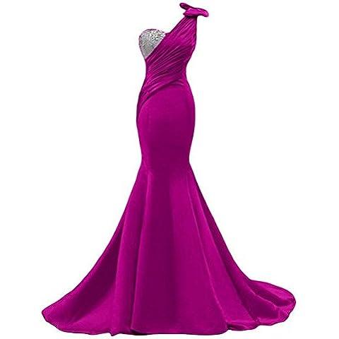 simpledressuk una spalla formale bigiotteria abiti da sera Prom