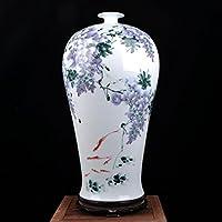 New day®-Jingdezhen in ceramica a attuare dipinto a mano in vasi di porcellana smalto di colore, di alta qualità articoli di arredamento per la casa ornamento artigianale , 1