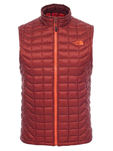 THE NORTH FACE Herren Weste Thermoball rotbraun