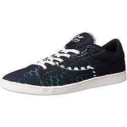 Nivia Men's Black and White Sneakers - 7 UK/India (40 EU)(4970)