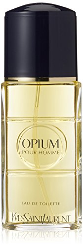 Yves Saint Laurent Opium homme/ men, Eau de Toilette/ Spray 100 ml, 1er Pack (1 x 1 Stück)