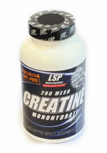 LSP Creatine Monohydrat Powder, 1er Pack (1 x 500 g)