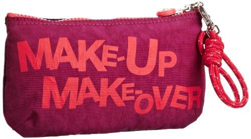 Kipling Women's Message Pouch L Bc Large Purse Dark Fushia K12242182