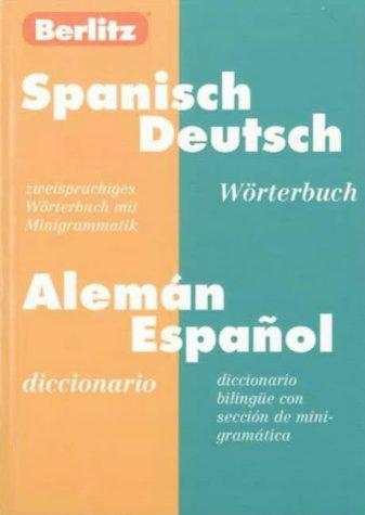 Spanish / German Dictionary