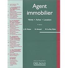 L'agent immobilier : vente, achat, location, 9e édition