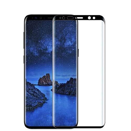 S7 Edge Displayschutzfolie [2er Pack], Vollständige Abdeckung, Kratzfest, HD Clear Hot Curved Surface, 3D-Displayschutzfolie Aus Gehärtetem Glas, Für Samsung Galaxy S7 Edge -