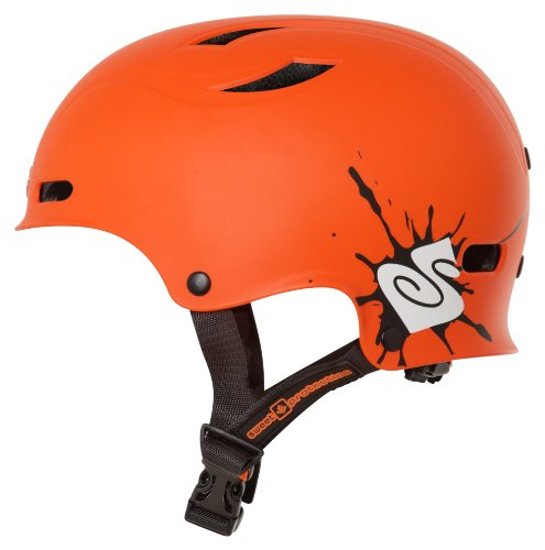 Sweet Protection Helm Roamer, shock orange, 56-59 cm, 13310200 1514