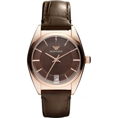 Emporio Armani Chronograph Brown Dial Women's Watch-AR0378  available at amazon for Rs.11397