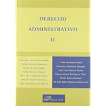 Derecho administrativo II: 2