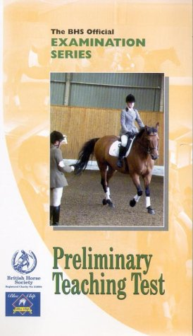 Preisvergleich Produktbild The BHS Official Examination Series - Preliminary Teaching Test [VHS] [UK Import]
