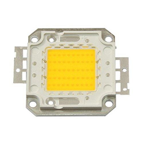 SHUFANG-leds Chip-Korn-PFEILER der hohen Leistung LED bördelt 20W 30W 50W 70W 100W 3000K/6000K für Flutlicht-Scheinwerfer (Farbe : Kaltes Weiß-50W) - 100 Applique