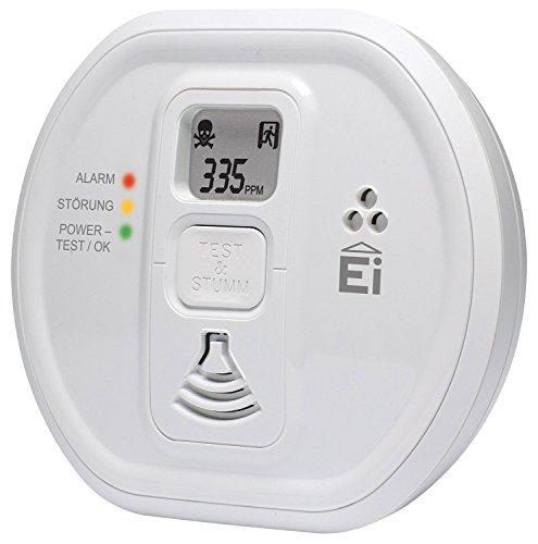 Ei Electronics Ei208D 10-Jahres-Kohlenmonoxidwarnmelder, 1 Stück - 10