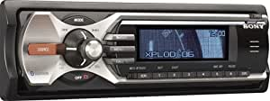 Sony Autoradio CD Tuner MP3 Bluetooth MEX-BT5000 Pilote changeur CD/MD 4 x 52W