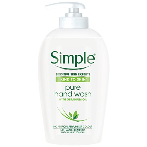 Simple Kind to Skin Pure Hand Wash 250 ml - Pack of 6