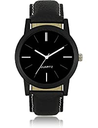 Xforia Boys Watch Latest Black Leather Analog Watches For Men Offer