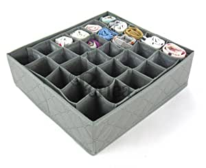 Periea Drawer Organiser 30 compartments - Grey - Fosy