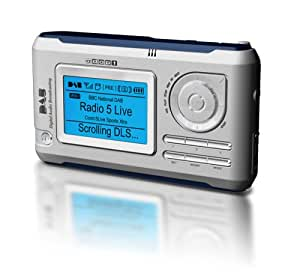 Perstel DR301 DAB Radio & MP3 Player