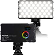 Phottix M200R RGB LED light & Power