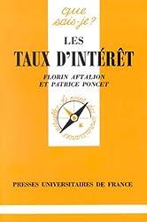 Les taux d'intérêt, 3e édition