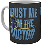 Doctor Who Trust Me I'm The Doctor Tasse Standard