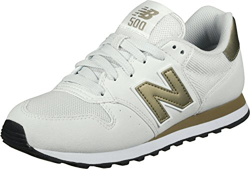 New Balance Gw500wg, Sneakers basses femme White / Gold