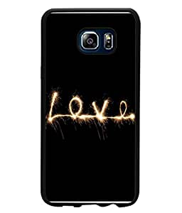 PrintVisa Designer Back Case Cover for Samsung Galaxy Note 5 :: Samsung Galaxy Note 5 N920G :: Samsung Galaxy Note5 N920T N920A N920I (Night Black Bg)