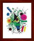 Bild mit Rahmen: Joan Miró,